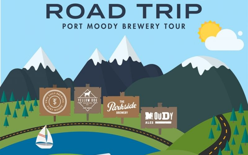 Take A Walk Down Brewer's Row with Vancouver Brewery Tours