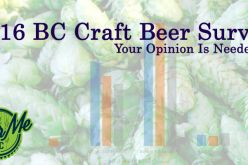 Complete the 2016 BC Craft Beer Survey and Win Prizes