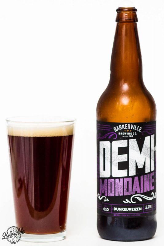Barkerville Demi-Mondain Ale Review