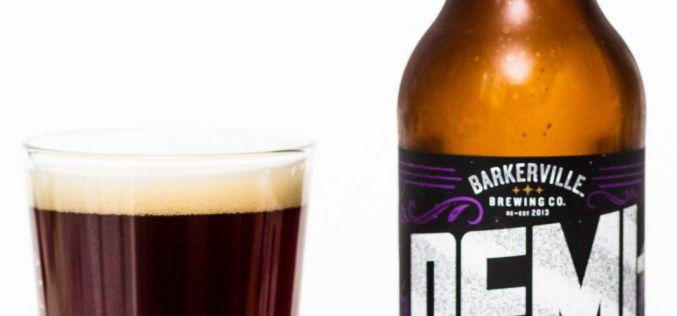 Barkerville Brewing Co. – Demi-Mondaine Dunkelweizen