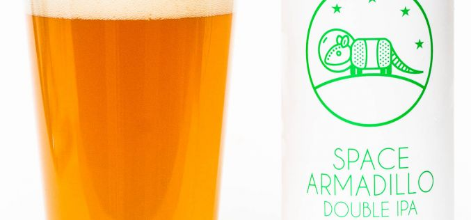 Twin Sails Brewing Co. – Space Armadillo Double IPA