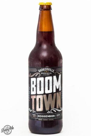 Barkerville Brewing - Boom Town Roggenbier Reivew