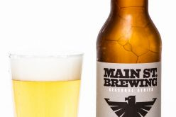 Main St. Brewing Co. – Checkpoint Charlie Berliner Weisse