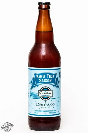 Driftwood & Persephone Brewing King Tide Saison Review