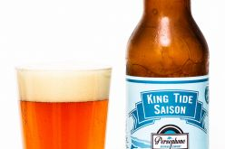 Persephone & Driftwood Brewing – King Tide Saison