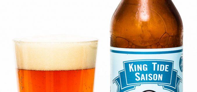 Persephone & Driftwood Brewing – King Tide Saison