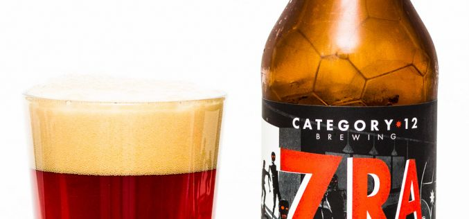 Category 12 Brewing – Zombie Repellant Ale ZRA