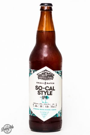 Granville Island Brewing So-Cal Style IPA Review