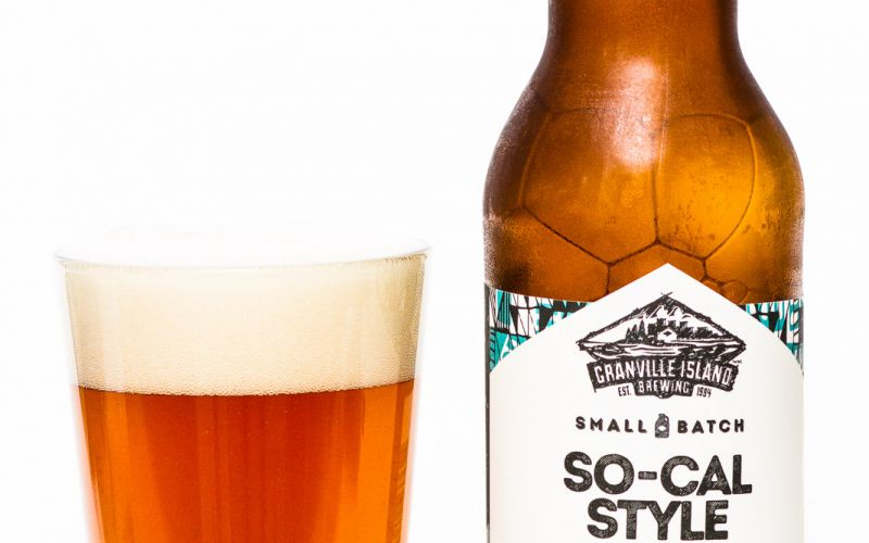 Granville Island Brewing – So-Cal Style IPA