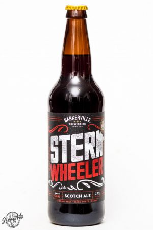 Barkerville Brewing - Stern Wheeler Review