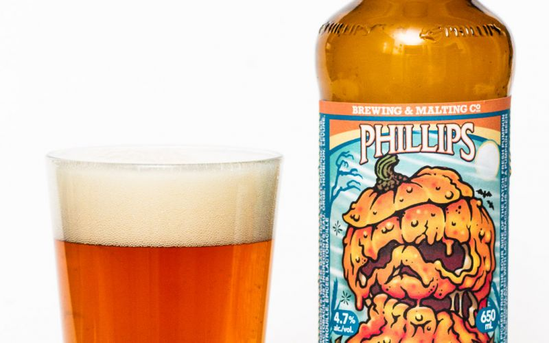 Phillips Brewing Co. – Toothless Pumpkin Sour Ale