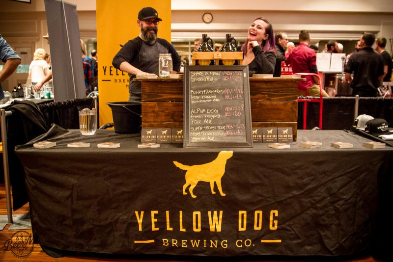 Port Moody's Yellow Dog Brewing