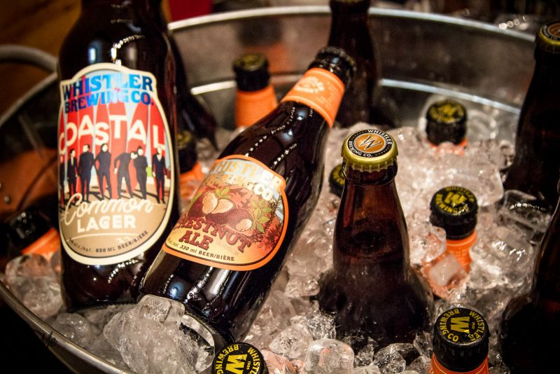 Whistler Brewing's Chestnut Ale is back