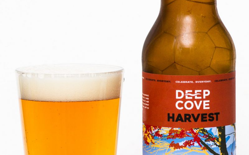 Deep Cove Brewers – Harvest Fresh Hop Ale