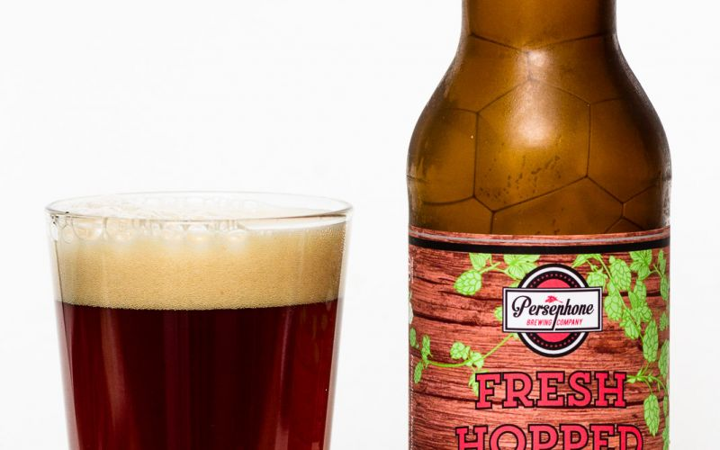 Persephone Brewing Co. – Fresh Hopped Red Ale