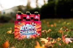 New Atomic Cherry Sour From Dead Frog Brewing