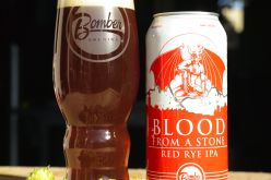 Bomber & Stone Brewing Re-Release Blood From A Stone Red Rye IPA