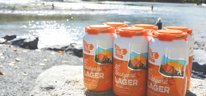 Old Yale Brewing Releases 100% Local BC Backyard Lager