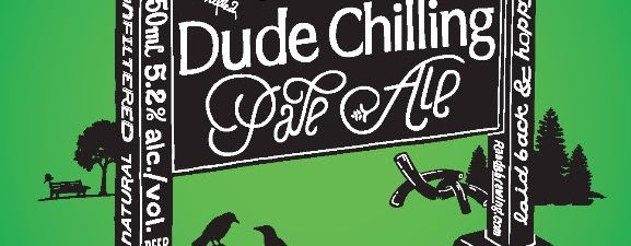 R&B Brewing Dude Chilling Pale Ale