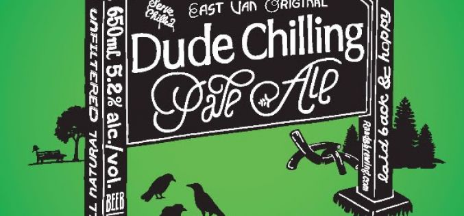 Dude Chilling Pale Ale is Latest R&B Brewing Release Craft Beer