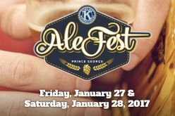 Kiwanis Ale Fest Returns to Prince George for Third Year
