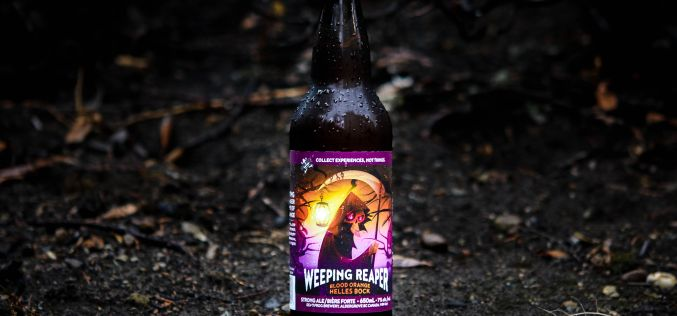 Dead Frog Brewing Refreshes Weaping Reaper Recipe and Look for 2016
