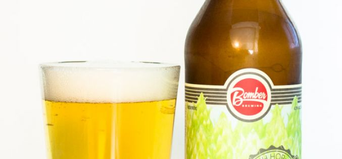 Bomber Brewing Co. – Fresh Hop East Van SMaSH 2016