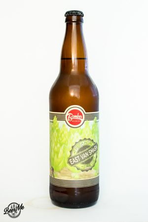 Bomber Brewing East Van Smash 2016 Bottle