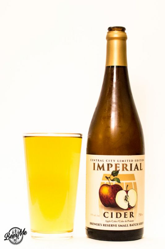 Central City Imperial Cider