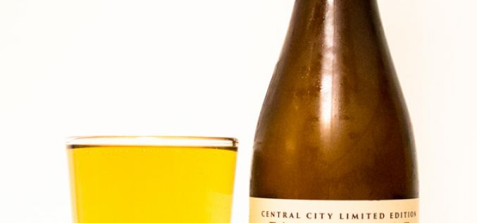 Central City Brewing – Imperial Cider