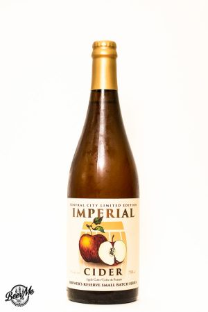 Central City Imperial Cider Bottle