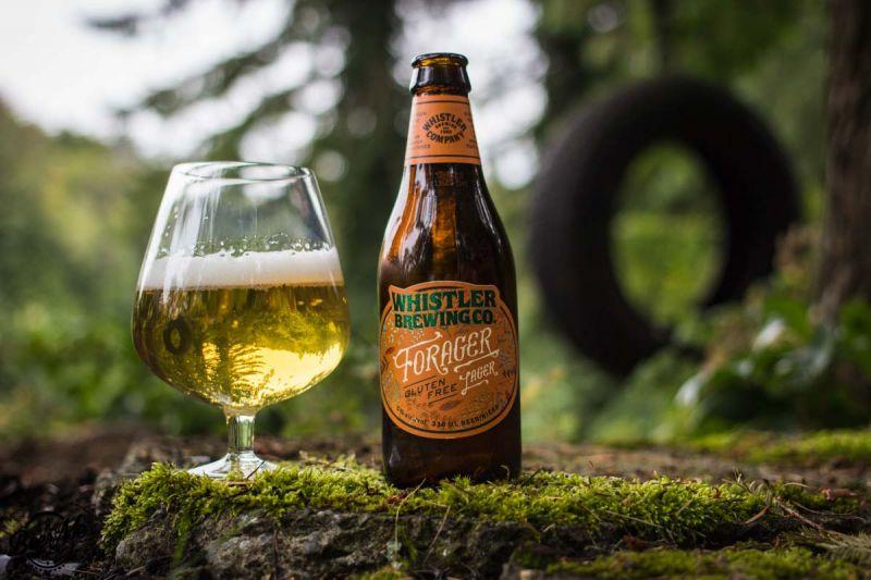 Gluten Free Forager Whistler Brewing