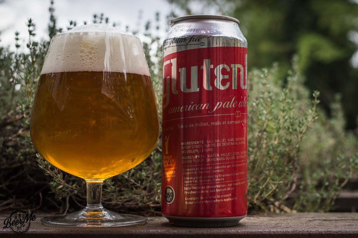 Gluten Free Glutenberg American Pale Ale