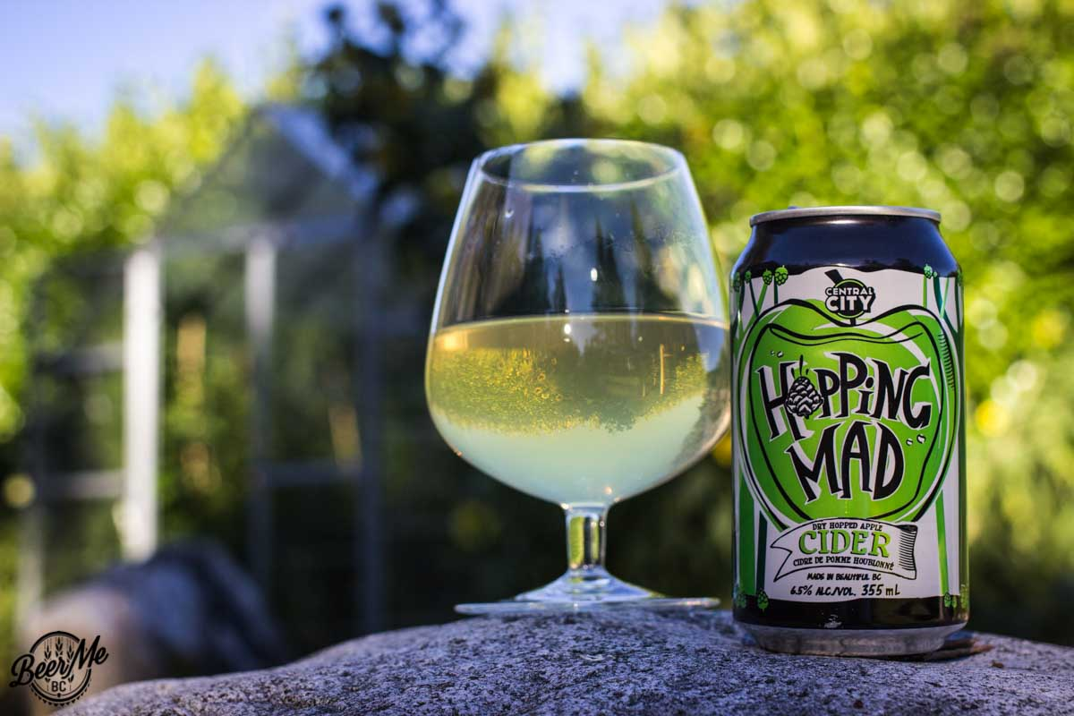 Gluten Free Hopping Mad Central City Brewing
