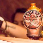 Steamworks Flagship IPA Tap Handle