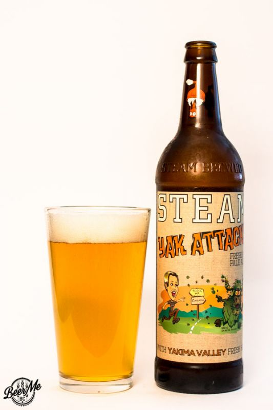Steamworks Brewing Yak Attack