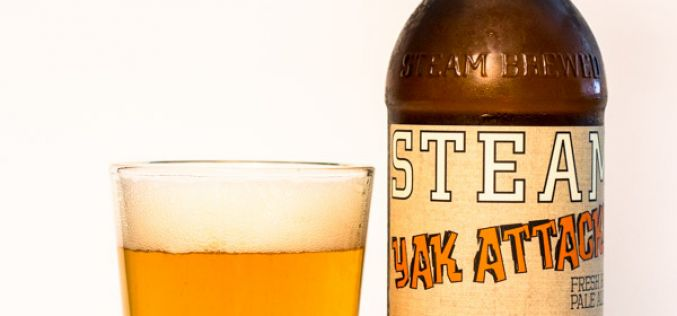 Steamworks Brewing Co. – Yak Attack Fresh Hop Pale Ale