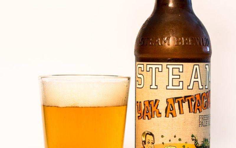 Steamworks Brewing Co. – Yak Attack Fresh Hop Pale Ale