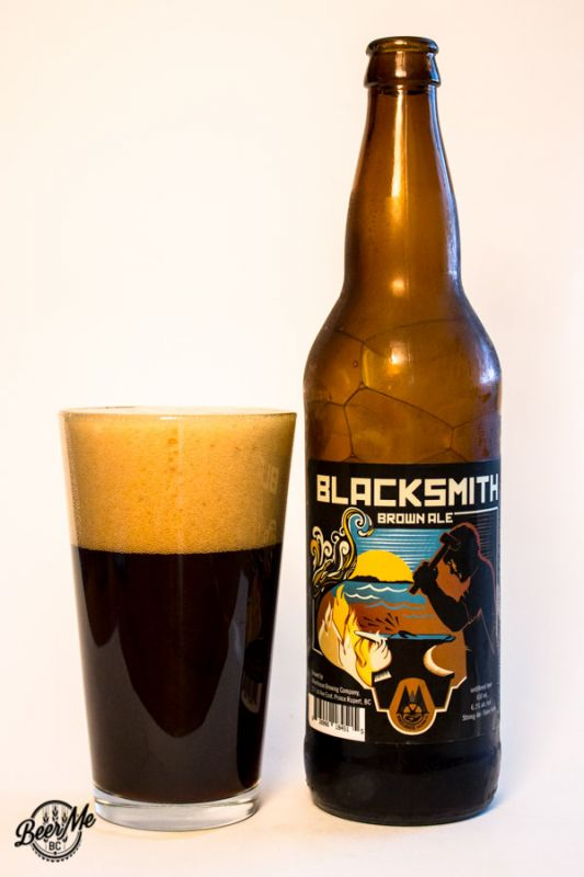 Wheelhouse Brewing Blacksmith Brown