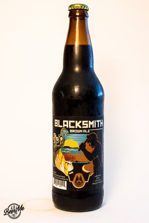 Wheelhouse Brewing Blacksmith Brown Bottle
