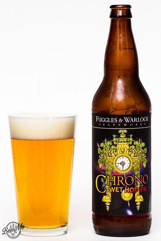 Fuggles & Warlock - Chronos Wet Hop IPA