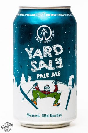 Tree Brewing Yard Sale Pale Ale