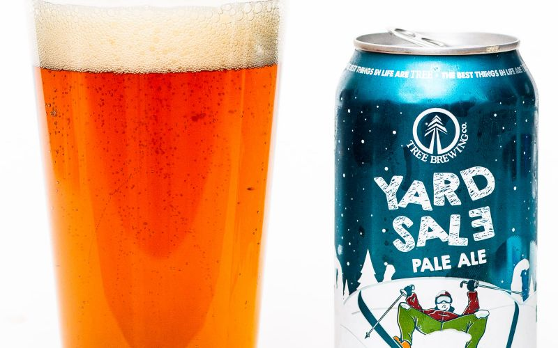 Tree Brewing Co. – Yard Sale Pale Ale