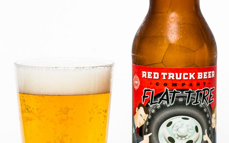 Red Truck Beer Co. – Flat Tire Wet Hop Ale