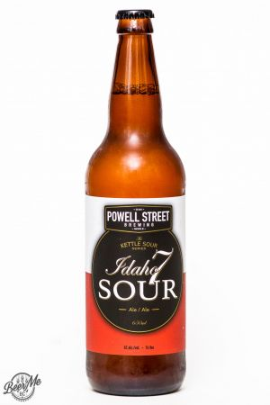 Powell St Craft Brewery Idaho 7 Sour Ale Review