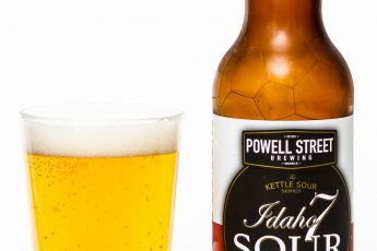 Powell Street Craft Brewery – Idaho 7 Sour Ale