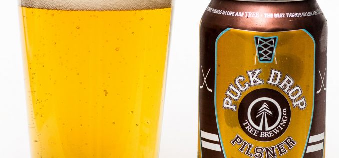 Tree Brewing Co. – Puck Drop Pilsner