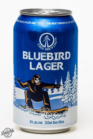 Tree Brewing Bluebird Lager Review