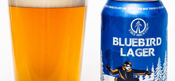 Tree Brewing Co. – Bluebird Lager