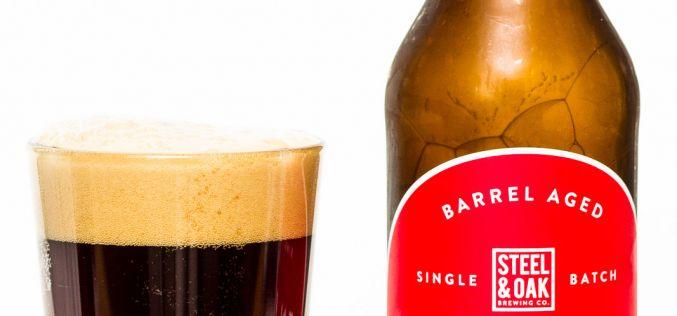 Steel & Oak Brewing Co. – En Rouge Cab Sauv Barley Wine